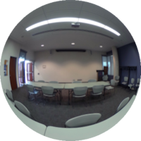 360-degree Image of the Civic Square Community room