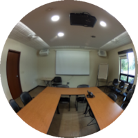 360-degree Image of the Wellness Centre meeting room