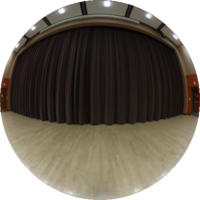 360-degree Image of the Wellness Centre Theatre