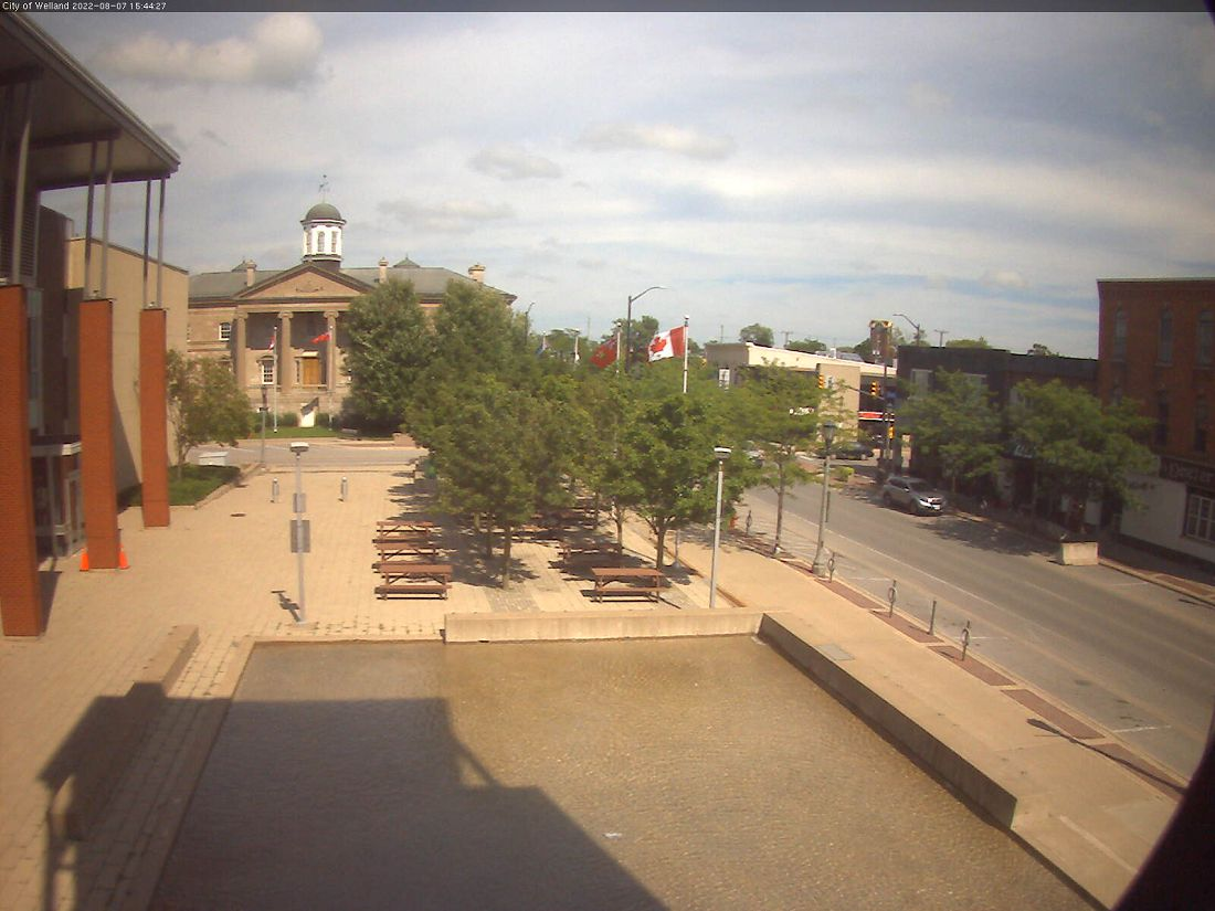 Civic Square webcam