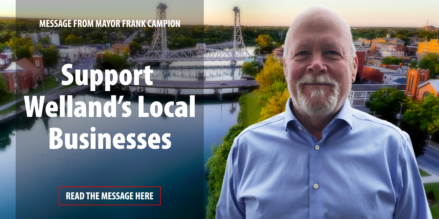 Mayor's Message - Local Business