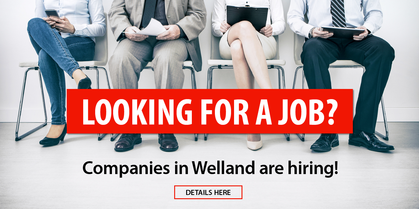 Companies Hiring in Welland graphic
