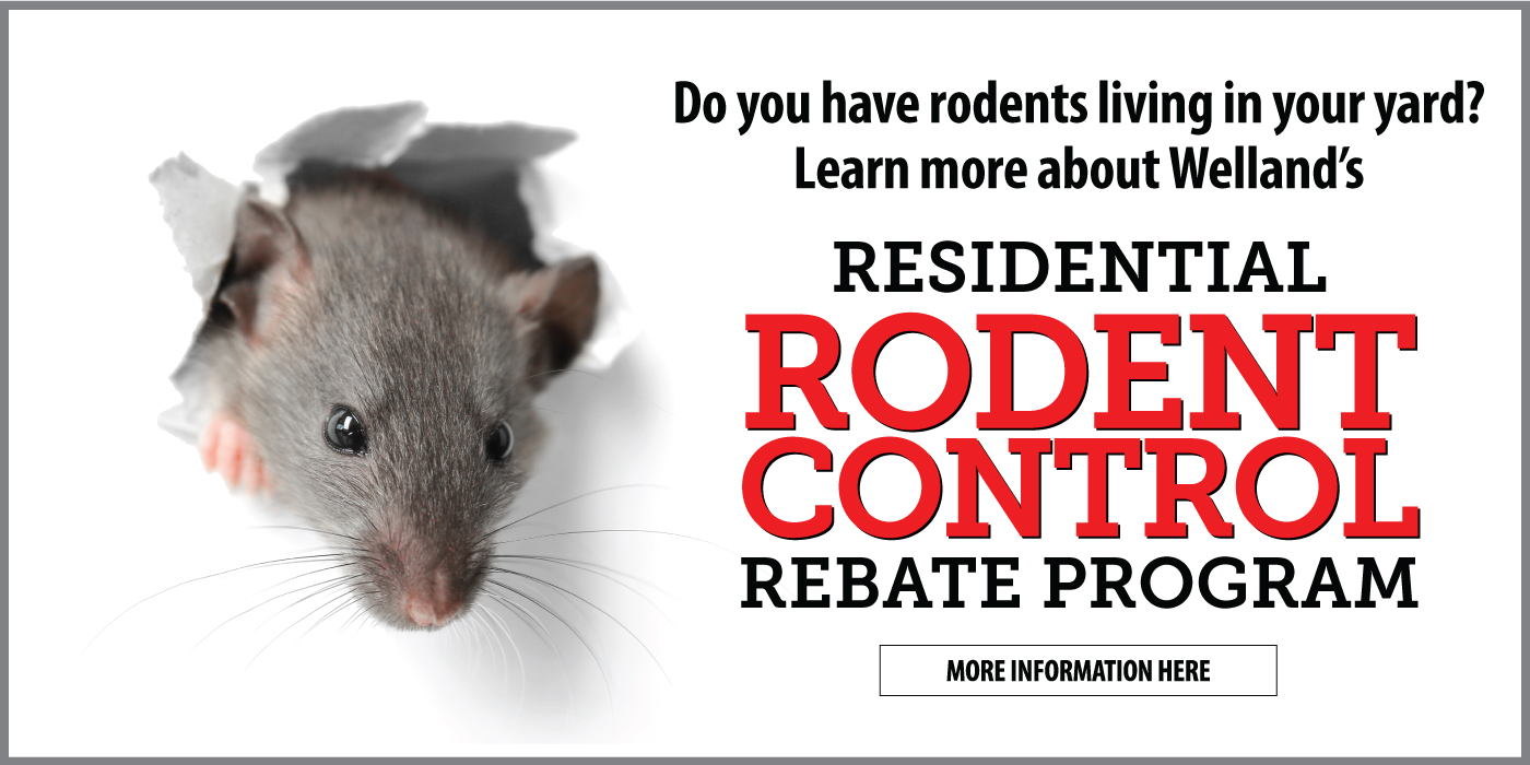 Residential Rodent Control Rebate Program