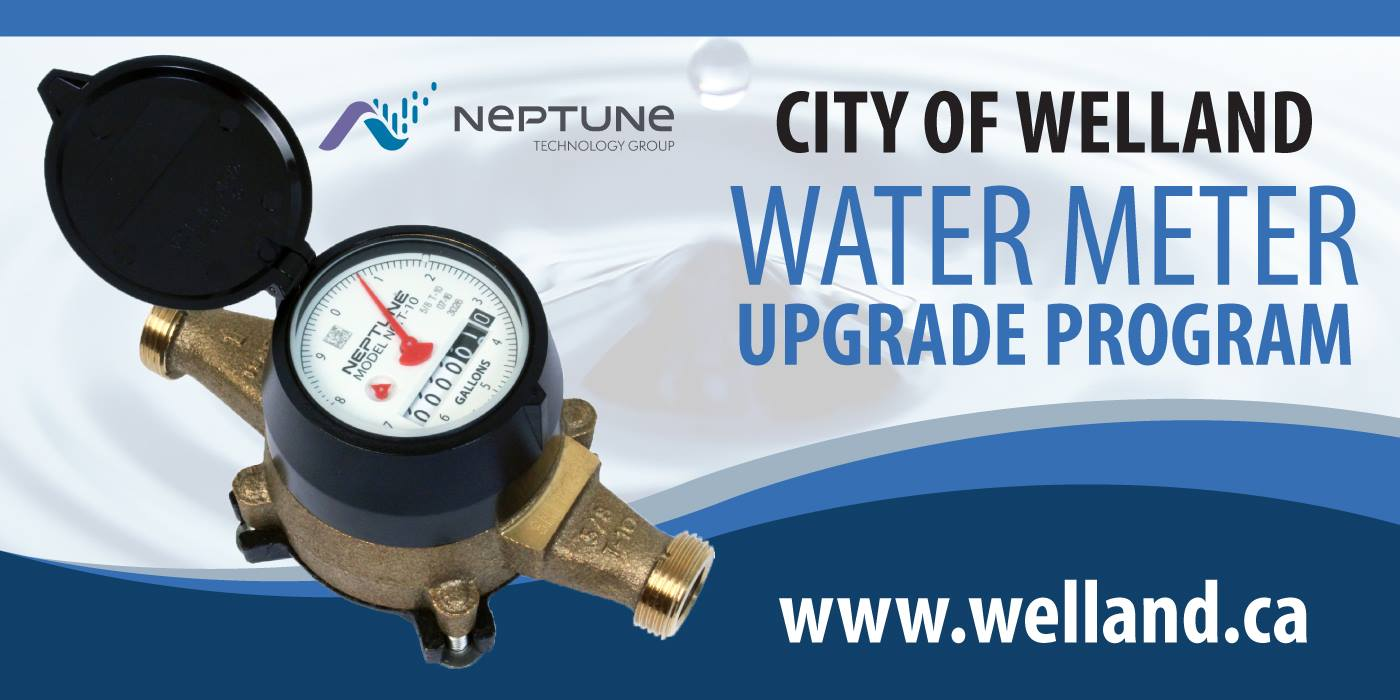 water meter upgrade program